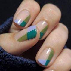 50-of-the-best-graphic-nail-art-ideas-618204_w650.jpg (650×650)