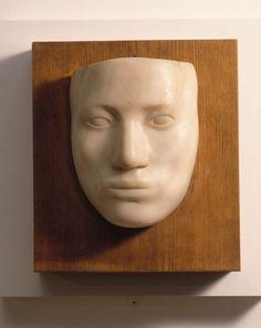 Mask, Barbara Hepworth Sculptor , Artist Study for CAPI ::: Create Art Portfolio Ideas @ milliande.com, Art School Portfolio Work