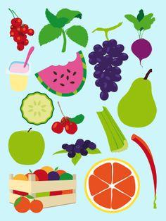 Guapa pictograms by Bold, via Behance