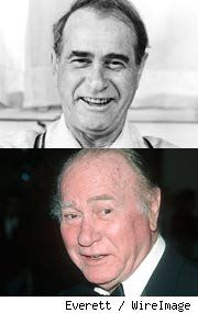 """Darren McGavin (Mr. Parker, aka The Old Man)  Then: Until 'A Christmas Story,' McGavin had been known primarily for his TV acting; he played the title roles on 'Mike Hammer' and 'Kolchak: The Night Stalker,' as well as a series regular on the western 'Riverboat.' McGavin stole scenes as the sailor-mouthed Parker pop, who was as delusional about his handiness with home appliances as he was about his own swearing, and in the end, he """"heroically"""" buys the boy that air rifle.  Now: McGavin…"""