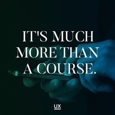 Make sure to check out @uxcareer course. The course is designed to provide the following benefits:  Introduce you to all areas of UX work  Ensure that you have the basic practical skills to conduct UX work  To enable you to build a CV portfolio and interview technique that lands you a UX role  To give you the confidence to work with UX clients as a consultant . Their pre-launch pricing is only going to last for a very limited time if you're serious about your UX career lock in your place…