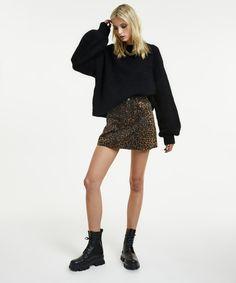 FREE SHIPPING - The Undercover Skirt by Ksubi Undercover, Sequin Skirt, Sequins, Skirts, Shopping, Fashion, Moda, La Mode, Skirt