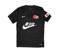 Swoosh Kanji Jersey Black Sports Brands 3e0c460c1