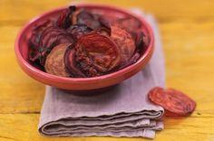 Chips de beterraba | Panelinha - Receitas que funcionam