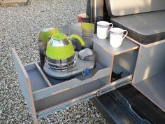 Mini camper conversion unit/caddy,berlingo,parner in Donegal, thumbnail 6