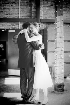 First Wedding Dance by Brian A Petersen, via Flickr