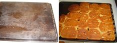 11_tvarohova-buchta-na-plech Sheet Pan, Bread, Food, Springform Pan, Brot, Essen, Baking, Meals, Breads