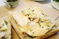 Chicken Pesto Panini - Saving Room for Dessert Chicken Pesto Panini, Cheese, Food, Essen, Yemek, Meals