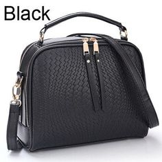 Two Zipper Women Crossbody Bags For Women Small Handbags Leather Famous Brand Fashion Women Messenger Shoulder Bag 505