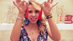 Inspire me - Store Tour - Anna Maria Mazaraki Anna Maria Mazaraki, Anna Marias, Inspire Me, The Voice, Hair Styles, Inspiration, Beauty, Fashion, Hair Plait Styles
