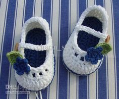 Free shipping, $2.38/Piece:buy wholesale Crochet Baby booties for little girl ivory and blue with flowers ,first walker shoes cheap shoes/baby shoes/shoes sale/ 8pairs 16pcs from DHgate.com,get worldwide delivery and buyer protection service.