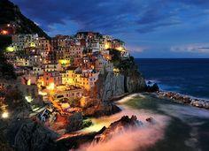 Le Cinque Terre, Italië