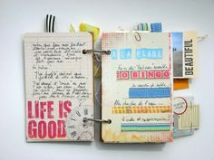 Lovely Mini Album - direct link: http://magpieclub.blogspot.com/2011/08/project-kit.html