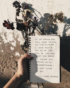 — to the person who will want to fall in love with me // poetry by noor unnahar // art journal journaling ideas inspiration, diy craft teens, tumblr indie hipsters grunge pale aesthetics beige aesthetic dry flowers, artsy poetic words quotes writing writers of color paksitani artist, instagram creative photography //