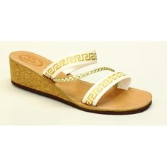 MEANDROS Womens Sandals 0031F
