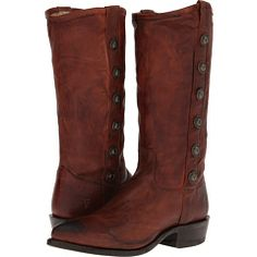 Frye Billy Military Pull On
