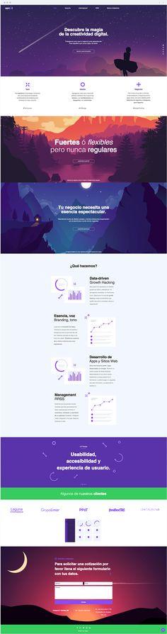 Apsol | Digital Marketing & Growth Hacking Growth Hacking, How To Speak Spanish, Digital Marketing, Explore, Exploring