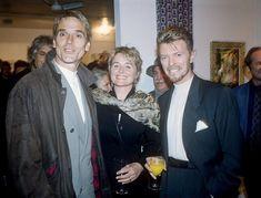 Sinead Cusack, The Nobodies, Station To Station, Jeremy Irons, Twiggy, David Jones, Feature Film, David Bowie, My Boyfriend