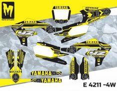 E 4253 - Yamaha YZF 250 2019 - Moto-StyleMX - Premium European manufacturer of high quality designs for motocross, supermoto, enduro, Quad/ATV dirt bikes Yamaha Yzf, Motocross, Decals, Bike, Graphics, Motorbikes, Bicycle, Tags, Graphic Design