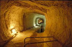 Ευπαλίνειο Όρυγμα-Ένα θαυμαστό έργο της αρχαίας μηχανικής αποδίδεται στο κοινό