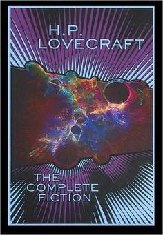 Not enough good things can be said about Lovecraft.