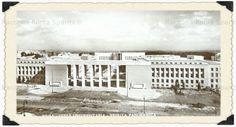 La Città Universitaria Anno: spedita il 9 aprile 1936