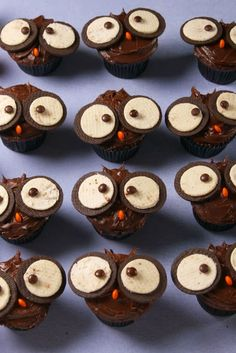 Cupcakes that make you wise!  Get the recipe fromDelish.