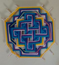 Mandala Nudos Celtas
