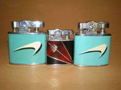 3 Lighters Newport Omega Newport Continental Red & by PJsParadise, $30.00