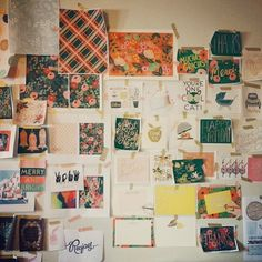 Amellia Elizabeth.: Style Liberation: Anna Bond of Rifle Paper Co.