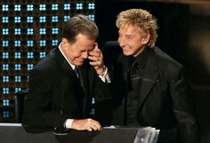 Barry and Dick Clark
