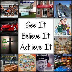 dream board for kids | Vision Board Ideas For Kids