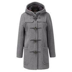 Women's Mid Length Original Duffle Coat - Womens | Gloverall