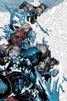 X-Men by Chris Bachalo