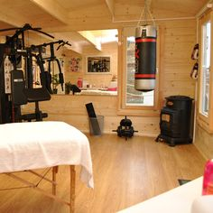 Home gym, what would you use yours for?
