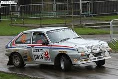 Vauxhall Chevette, 2.3 HSR, great rally car in its day.