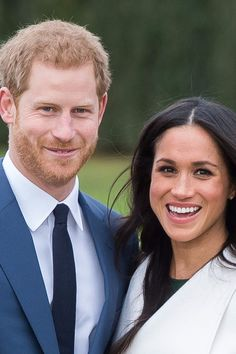 Prince Harry and Meghan Markle Have Announced a Wedding Venue