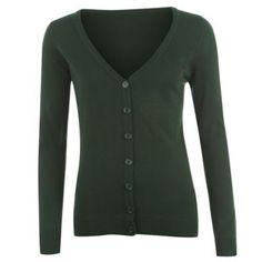 Miss Fiori Essential Cardigan Ladies >> Now £5.50 #knitwear #knit
