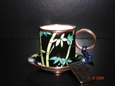 Bamboo Cup (66-974-90-8)