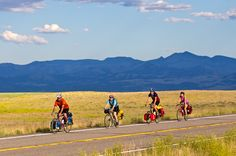 TransAmerica Trail | Adventure Cycling Route Network | Adventure Cycling Association