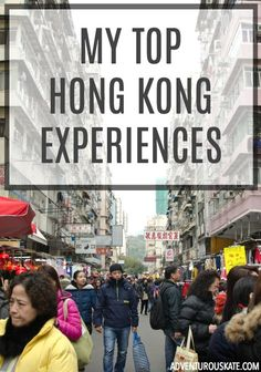 I knew I'd love Hong Kong, but I had no idea I'd be rapturously in love with the city by the end of my time there! Hong Kong is endlessly fascinating — it's impossible to get bored here. Here are some of my favorite experiences in Hong Kong.