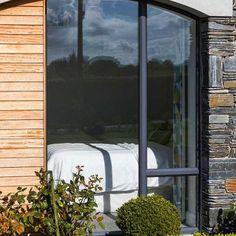 New Build In County Armagh House Layout Plans, House Layouts, Cottage House Plans, Cottage Homes, House Designs Ireland, Armagh, Modern Farmhouse Exterior, Brickwork, Maine House