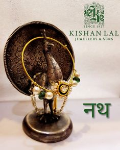 wedding nath by kishan lal jewellers and sons