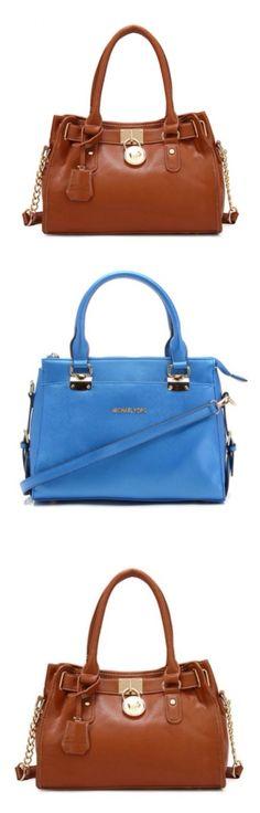 Michael Kors leather bags