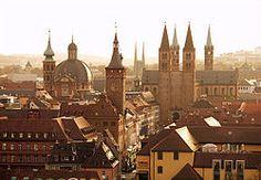 Würzburg downtown