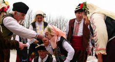 """Sirni Zagovezni is connected with forgiveness. The tradition is that younger people ask for forgiveness the elder ones. They kiss their parents' hand and say """"Forgive me, mother, father…"""" The parents' answer is """"It's forgiven. God Forgives, Asking For Forgiveness, Serious Business, Largest Countries, Central Europe, Black Sea, Folk Costume, Bulgarian, My Heritage"""
