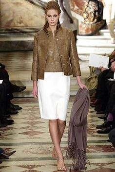 Ralph Rucci Chado Spring 2003 Couture - Collection - Gallery - Style.com