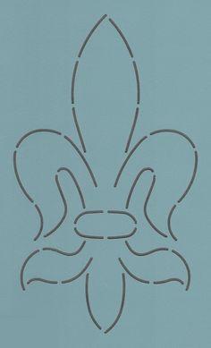"""Zion 57 10"""" - The Stencil Company"""