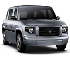 The world's first factory-built universally accessible vehicle... The MV-1! Made in America!