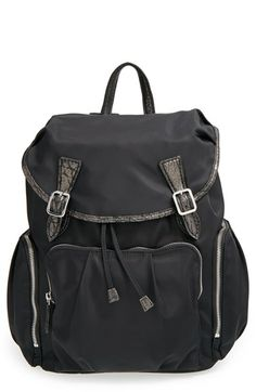 MZ Wallace 'Cece' Bedford Nylon Backpack available at #Nordstrom